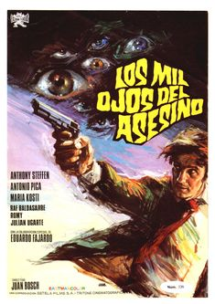 The Killer with a Thousand Eyes (1974)