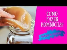 How to Make Kombucha? Kefir, Kombucha, Food, Youtube, Meal Of The Day, Diabetic Recipes, Healthy Foods, Step By Step, Get Lean