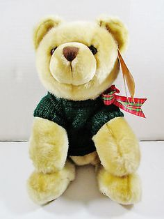 St-Jude-Golden-Tan-16-034-Soft-Teddy-Bear-RBI-Ron-Banafato-Inc  ..... Visit all of our online locations..... www.stores.ebay.com/ourfamilygeneralstore ..... www.bonanza.com/booths/Family_General_Store ..... www.facebook.com/OurFamilyGeneralStore