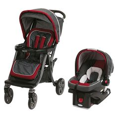 """Graco Soho Click Connect Travel System Stroller - Presley - Graco - Babies """"R"""" Us"""