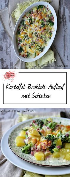 Potato and broccoli bake {potato with a difference} - Easy Dinner Casserole Dishes, Potato Casserole, Cooking Dishes, Cooking Recipes, Benefits Of Potatoes, Broccoli Bake, Vegetarian Recipes, Healthy Recipes, Recipes