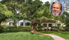 See Jeff Bridges house in Montecito, Ca on the market. The house is a lovely Spanish-style family home and not a big Celebrity mansion. Montecito California, California Homes, Celebrity Mansions, Celebrity Houses, Stucco Exterior, Jeff Bridges, Wood Front Doors, Storybook Cottage, Spanish Style Homes
