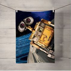 Wall E 6 Bath Towel Beach Towels