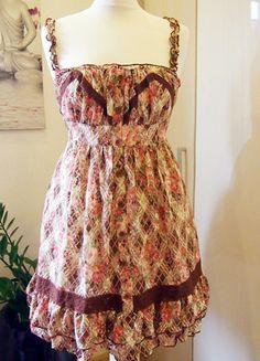 Kaufe meinen Artikel bei #Kleiderkreisel http://www.kleiderkreisel.de/damenmode/lange-kleider/110091574-liz-lisa-kleid-spitze-country-vintage-boho-hippie-knopfe-gyaru-lolita-romantisch-verspielt