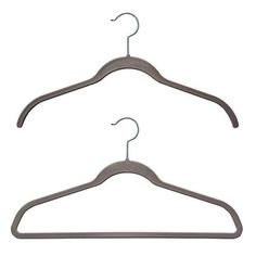 Platinum Huggable Hangers Case of 40 $25