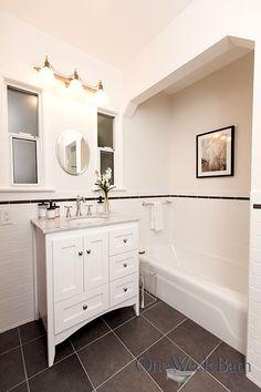 Bathroom Design 37 - One Week Bath