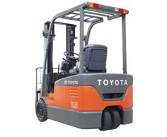 TOYOTA - SERIES 7 FBE FORKLIFT
