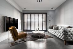 Apartment in Taichung City by T.M Design Studio