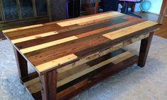 Ex Nihilo Furniture | Pallet Wood | Wine Barrels | Bend Oregon