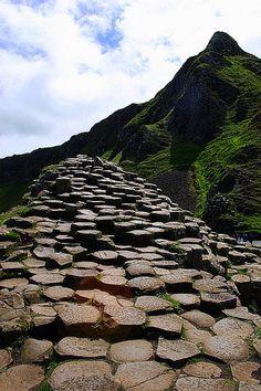Giants Causeway ~ Northen Ireland