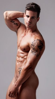 Born 1-18-93 Male Ecstasy saved to Inked Fit Guys - Part 2