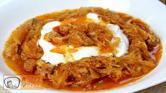 SZÉKELYKÁPOSZTA RECEPT VIDEÓVAL - székelykáposzta készítése Sauerkraut, Hungarian Desserts, Food Categories, Recipes From Heaven, Meal Prep, Pork, Meat, Chicken, Baking