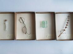 ここのところ。更新がないまま何をしていたかというと。こんなん、集めたり、作ったりをしていました。久しぶりの展示参加(しかもなぜか2連発)。福岡にて、大好きな古道具屋さん「ふくや」にて、4組展 fukuya de quartet(フクヤデカル Tiny Treasures, Mini Things, Altered Books, Graphic Design Illustration, Box Art, Art Studios, Packaging Design, Paper Art, Art Projects