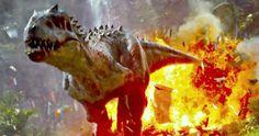 Jurassic World Trailer #2 Unleashes Indominus Rex!