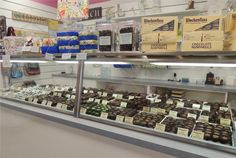 Serious about chocolate? Pro-tip on Wockenfuss on the Ocean City Boardwalk! #ocmd