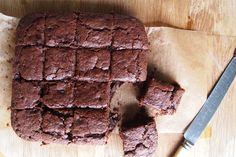 The Intolerant Gourmet - Latest - Choca Mocha Brownies (Gluten Free, Vegan, Dairy Free, EggFree)