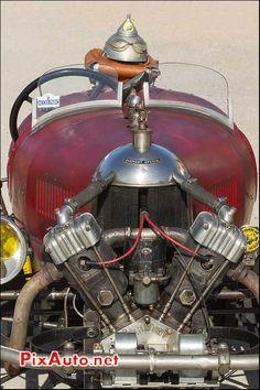 moteur flat-twin darmont-special