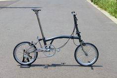 Super light custom Brompton