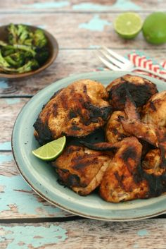 ... chicken grilled peruvian chicken juice of 2 medium limes 2 tablespoons