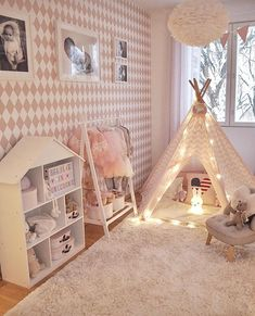 DIY girls bedroom decorating ideas on a budget - Oriel D. - 21 DIY girls bedroom decorating ideas on a budget DIY girls bedroom decorating ideas on a budget - Oriel D. - 21 DIY girls bedroom decorating ideas on a budget - Te pasamos lo. Baby Bedroom, Baby Room Decor, Nursery Room, Baby Girl Bedroom Ideas, Childs Bedroom, Boy Decor, Comfy Bedroom, Bedroom Decor Kids, Girls Flower Bedroom