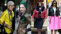 Por que a indústria da moda ignora as mulheres que não são jovens ou magras? - Stylo Urbano #moda #estilo #plussize #comportamento