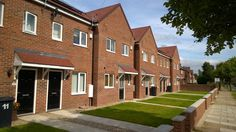 First time buyers Leanne and Luke Shaw have bought their dream home on Pilcher Homes' Ebor Court development on Jervis Road in at the young age of 22 and The Help, Home Goods, Homes, Age, York, Mansions, House Styles, Stuff To Buy, Houses
