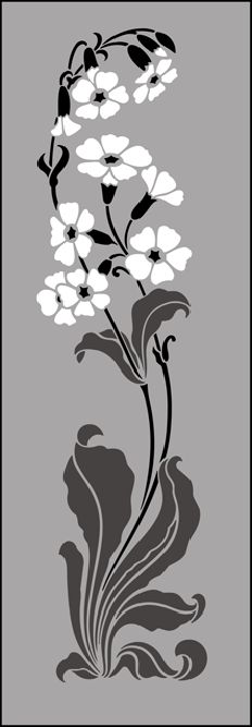 I love this stencil