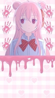 Matsuzaka Satou Yandere Girl, Sweet Like Candy, Darling In The Franxx, Chicas Anime, Kawaii Anime, Neko, Vocaloid, Manga Anime, Anime Art