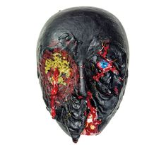 Revealing the Trauma of War (Picture of a soldier's mask) #NatGeo #HealingArts