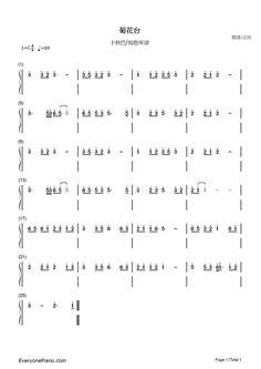14 Best 卡林巴 images | Sheet music,好久不見吉他譜, Easy sheet music