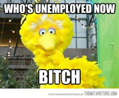Big Bird's message for mister Romney…