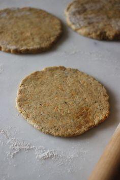 Sweet Potato Flat Bread Natural Born Feeder, Come Dine With Me, Spelt Flour, How To Make Bread, Greek Yogurt, Tray Bakes, Bread Recipes, Sweet Potato, Brunch