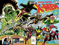 Cover for Special Edition X-Men (Marvel, 1983 series) #1