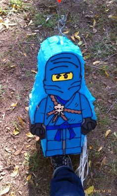 Yes, a handmade Ninjago purchased from Ebay. Backpacks, Party, Handmade, Bags, Handbags, Hand Made, Taschen, Craft, Purse