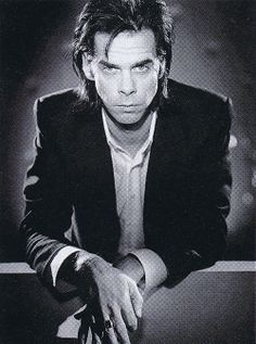 Nick Cave. Aged with perfection.