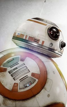 Star Wars: The Force Awakens, BB-8