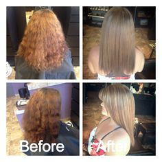 Look at this transformation by Becky!  www.belladolchesalonspa.com