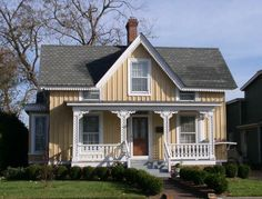 Love this authentic cottage from 1887