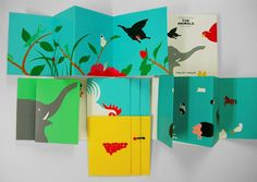 THE ANIMALS by Katsumi Komagata