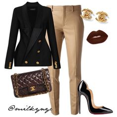 Business Casual Outfits, Professional Outfits, Classy Outfits, Stylish Outfits, Mode Outfits, Winter Outfits, Fashion Outfits, Womens Fashion, Work Fashion