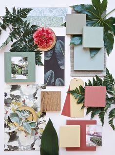 FASHION VIGNETTE: TRENDS // ECLECTIC TRENDS - SS 2016 . JUNGLE TREND