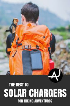 Hiking Solar Chargers 101