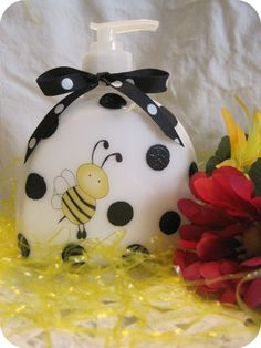 bumble bee hand soap
