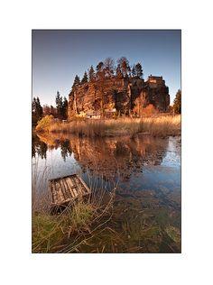 Lokace: čechy, hrad Sloup