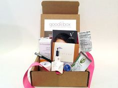 Goode- beauty in a box subscription