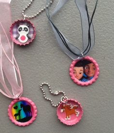 Gifts for little girls for International Convention in Seoul 2014 - Bel Z