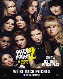 Pitch Perfect 2 (Más notas perfectas 2) (2015) [VOSE, VC, VL] [BR-R] - Comedia, Gamberra, Música, Baile, Adolescentes