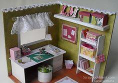 Dicas para fazer miniaturas | Luciana Murta