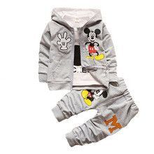 Boys and Girls Clothing Sets