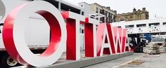 Huge Ottawa Letters Will Be Placed In The ByWard Market This Summer featured image Ottawa, Places To Go, Traveling, Canada, Letters, Sign, Spaces, Explore, Marketing